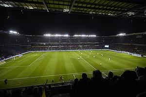 Et udsolgt Br�ndby Stadion