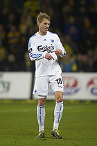 Nicolai J�rgensen (FC K�benhavn) signalere udskiftning til b�nken