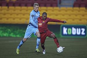 Nicolai Brock-Madsen (Randers FC), Patrick Mtiliga (FC Nordsj�lland)