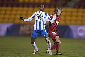Mohammed Alimou Diarra (Ob), Mario Ticinovic (FC Nordsj�lland)