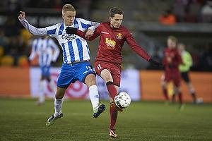 Morten Nordstrand (FC Nordsj�lland), Kasper Larsen (Ob)