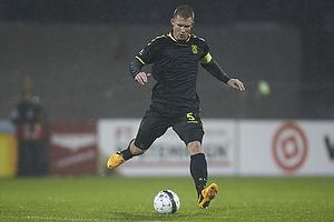 Martin Albrechtsen, anf�rer (Br�ndby IF)
