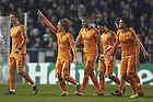 Luka Modrić, m�lscorer (Real Madrid CF), Karim Benzema (Real Madrid CF), Cristiano Ronaldo (Real Madrid CF)