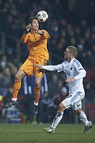 Cristiano Ronaldo (Real Madrid CF), Ragnar Sigurdsson (FC K�benhavn)