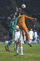 Johan Wiland (FC K�benhavn), Cristiano Ronaldo (Real Madrid CF)