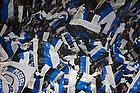 FCK-fans med flag
