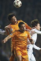 Pepe (Real Madrid CF), Álvaro Arbeloa (Real Madrid CF)