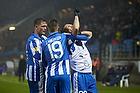 Martin Pusic, m�lscorer (Esbjerg fB), Jakob Ankersen (Esbjerg fB)