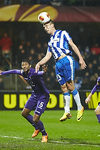 Jonas Knudsen (Esbjerg fB), Marvin Compper (ACF Fiorentina)