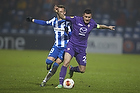 Manuel Pasqual, anf�rer (ACF Fiorentina), Jakob Ankersen (Esbjerg fB)