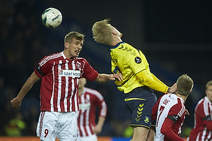 Thomas Augustinussen (Aab), Simon Makienok Christoffersen (Br�ndby IF)