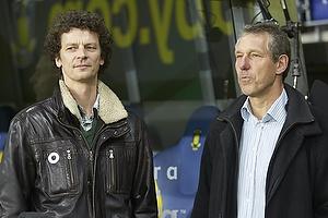 Dan Eggen (Br�ndby IF), Kim Vilfort, talentchef (Br�ndby IF)