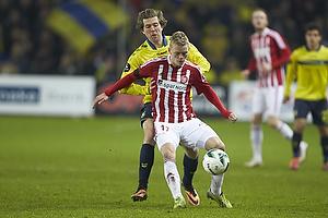 Kasper Kusk (Aab), Martin �rnskov (Br�ndby IF)