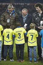 Per Nielsen (Br�ndby IF Allstars-hold), John Faxe Jensen (Br�ndby IF Allstars-hold)
