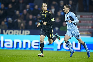 Thomas Kahlenberg (Br�ndby IF), Theodor Elmar Bjarnason (Randers FC)