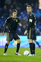 Alexander Szymanowski (Br�ndby IF), Thomas Kahlenberg, anf�rer (Br�ndby IF)