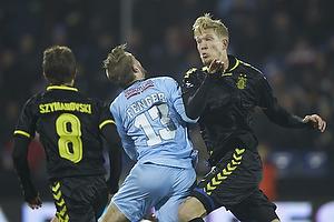 Mads Fenger (Randers FC), Simon Makienok Christoffersen (Br�ndby IF)