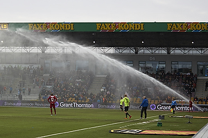 Vandingsanl�g starter under kampen p� Farum Park