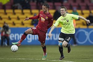 Kristian Lindberg (FC Nordsj�lland), Michael Christensen (FC Vestsj�lland)
