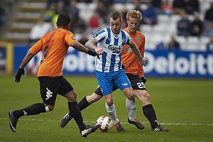 Martin Spelmann (Ob), Thomas Dalgaard (Viborg FF)