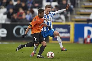 Kevin Mensah (Viborg FF), Jocob Barrett Laursen (Ob)