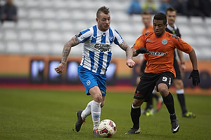 Martin Spelmann (Ob), Kevin Mensah (Viborg FF)