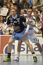 Magnus Gullerud (S�nderjyskE), Stefan Hundstrup (KIF Kolding K�benhavn)