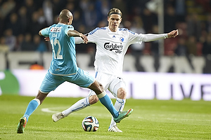 Joshua John (FC Nordsj�lland), Thomas Kristensen (FC K�benhavn)