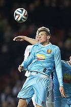 Andreas Cornelius (FC K�benhavn), Jens Stryger Larsen (FC Nordsj�lland)