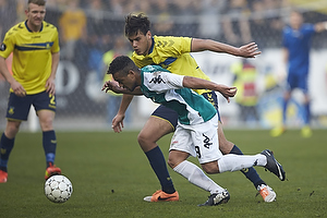 Dario Dumic (Br�ndby IF), Kevin Mensah (Viborg FF)