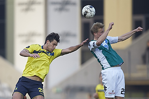 Dario Dumic (Br�ndby IF), Thomas Dalgaard (Viborg FF)