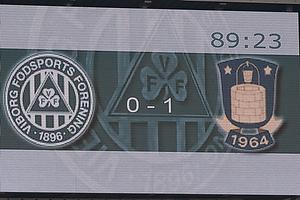 M�ltavlen viser 0-1 til Br�ndby IF