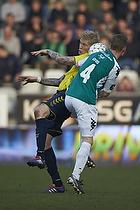 Simon Makienok Christoffersen (Br�ndby IF), Jacob Egeris (Viborg FF)