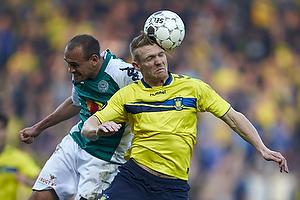 Michael Almeb�ck (Br�ndby IF), Mikkel Rask (Viborg FF)