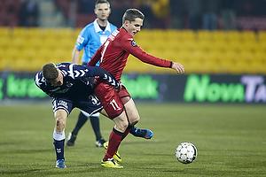 Morten Nordstrand (FC Nordsj�lland), David Devdariani (Agf)