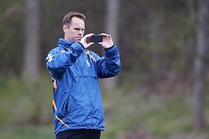 Jan Hoffmann, m�lmandstr�ner  (Br�ndby IF)