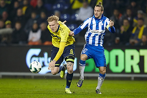 Simon Makienok Christoffersen (Br�ndby IF), Kian Hansen (Esbjerg fB)
