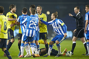 Martin �rnskov (Br�ndby IF), Thomas Kahlenberg, anf�rer (Br�ndby IF), Michael Jakobsen (Esbjerg fB)