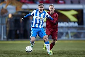 Jeppe Andersen (Esbjerg fB), Uffe bech (FC Nordsj�lland)