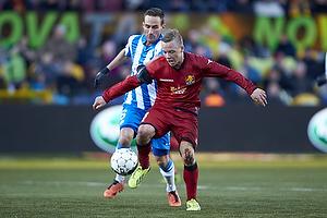 S�ren Christensen (FC Nordsj�lland)Uffe bech (FC Nordsj�lland), Magnus Lekven (Esbjerg fB)