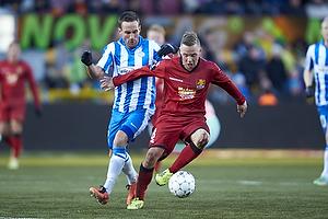 Uffe bech (FC Nordsj�lland), Magnus Lekven (Esbjerg fB)