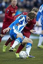 Ryan Johnson Laursen (Esbjerg fB), Uffe bech (FC Nordsj�lland)
