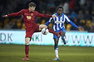 Ivan Runje (FC Nordsj�lland), Mushaga Bakenga (Esbjerg fB)