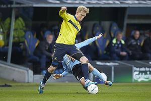 Simon Makienok Christoffersen (Br�ndby IF), Daniel Christensen (S�nderjyskE)
