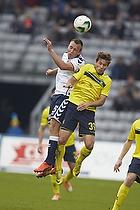 Alexander Juel Andersen (Agf), Andrew Hjulsager (Br�ndby IF)