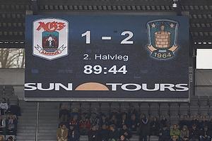 1-2 til Br�ndby IF over Agf p� m�ltavlen