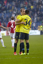 Thomas Kahlenberg (Br�ndby IF), Daniel St�ckler (Br�ndby IF)