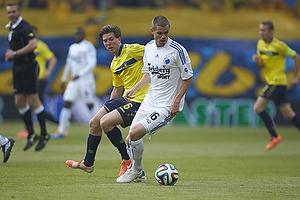 Martin �rnskov (Br�ndby IF), Thomas Kristensen (FC K�benhavn)