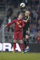 Anders Christiansen (FC Nordsj�lland), Rasmus Thelander (Aab)