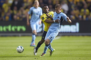 Quincy Antipas (Br�ndby IF), Lorenzo Davids (Randers FC)